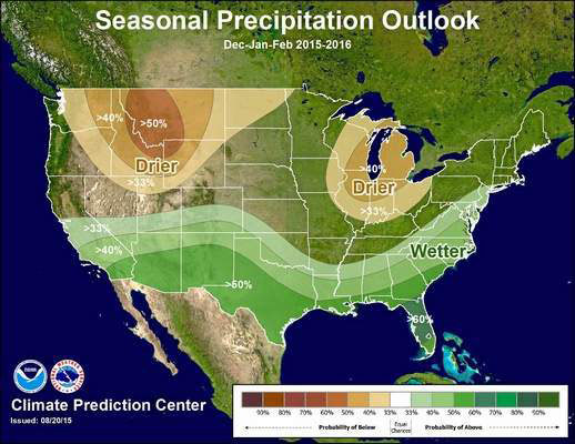 the problem of precipitation levels in california caused by el nino a weather phenomenon El nino is anything but child's play when it comes to affecting the globe's weather learn all about el nino  california, record rainfall  weather it causes .