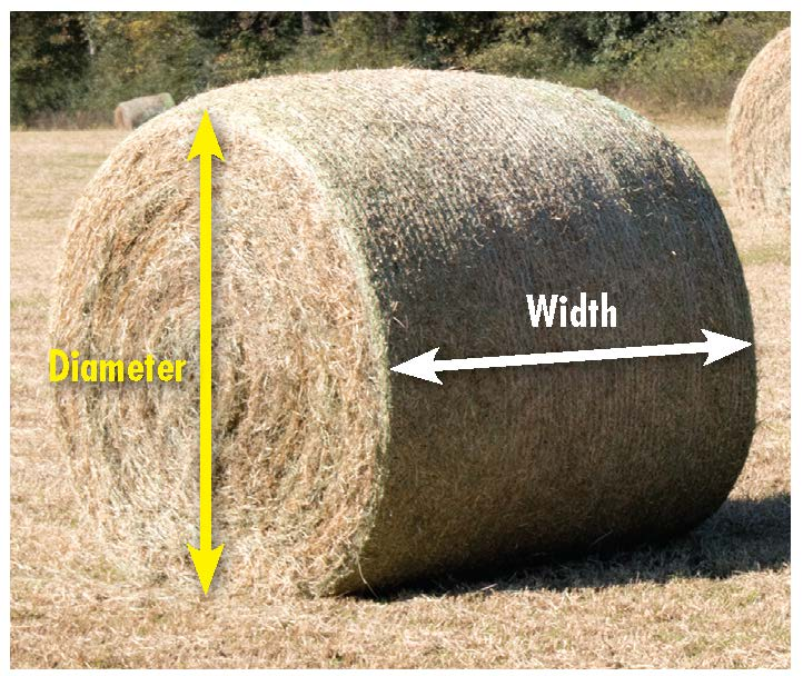 What Do Your Hay Bales Weigh Hay And Forage Magazine - Bales