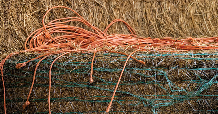 Finding the right binding   Hay and Forage Magazine