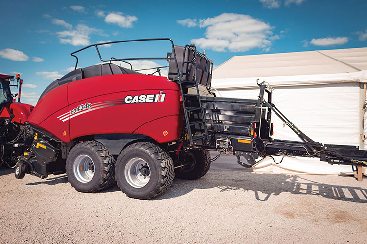 Case IH Rolls Out Big Changes to Large Square and Round