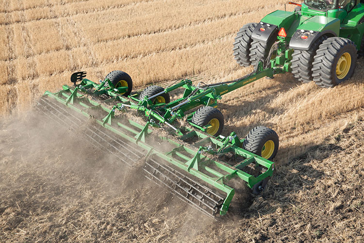 john deere adds 2660vt 2680h models to ever expanding tillage