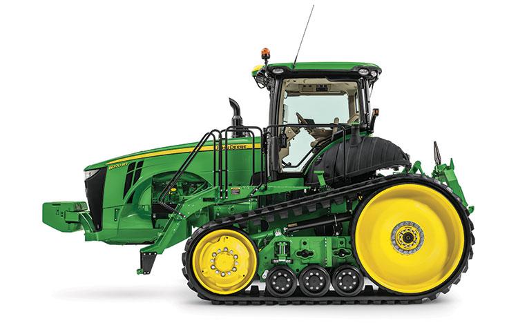 Legendary John Deere 8R/8RT Tractors get numerous MY19