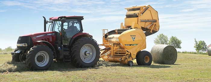 Vermeer Launches Next Generation Of Pro Balers | Hay and Forage Magazine